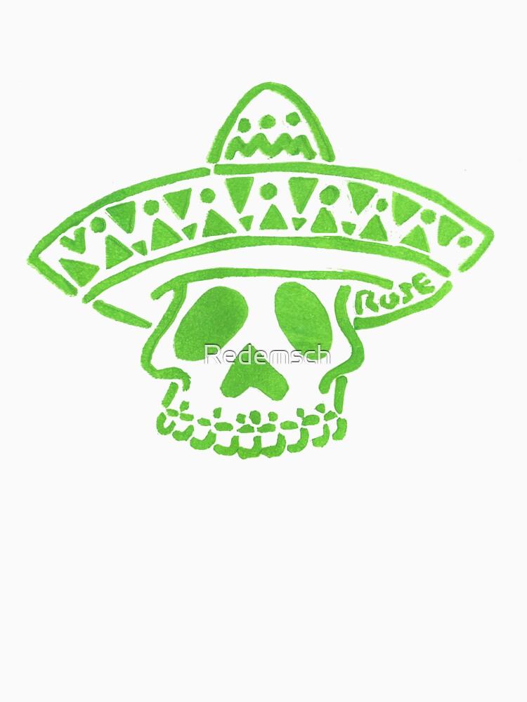 Cráneo mexicano by Redemsch