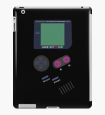 Video Old Game Boy Console  iPad Case/Skin