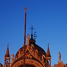 San Marco at Dawn, Venice by woolcos
