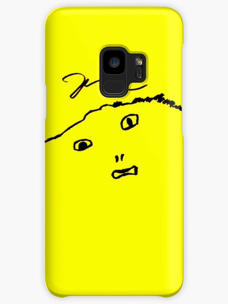 Surprised Animal Face Phone Cases by Da Eun You