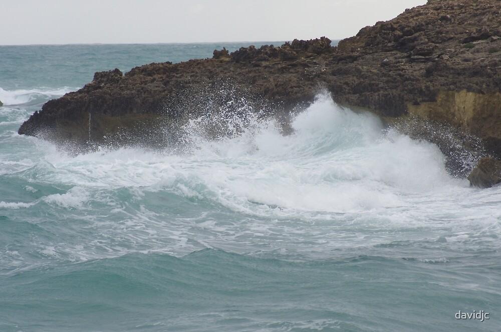 Wave meets Rock by davidjc