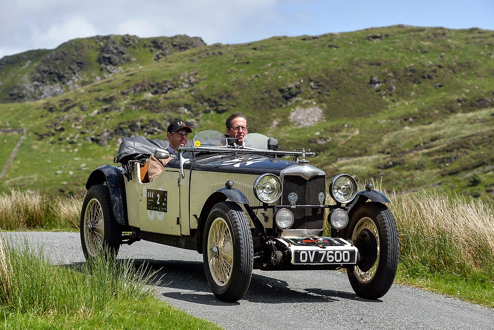 The Three Castles Welsh Trial 2014 - Riley by Three-Castles