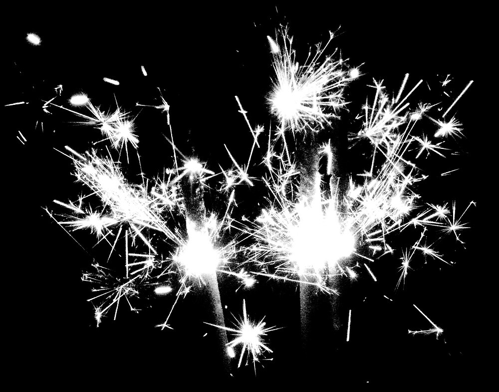 Sparklers by ChiantiImages
