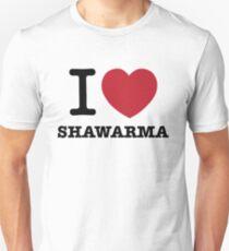 I HEART Shawarma T-Shirt