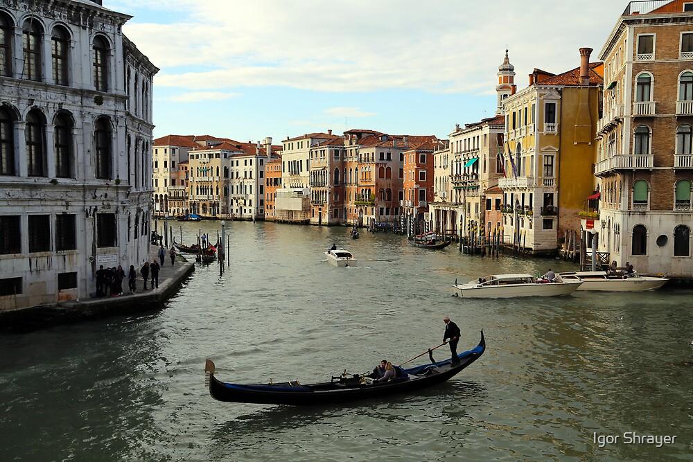 All About Italy. Venice 13 by Igor Shrayer