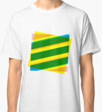 Abstract stripe Classic T-Shirt