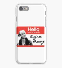Regina Phalange - FRIENDS Inspired iPhone Case/Skin