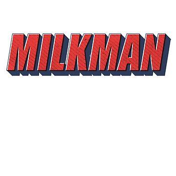 Milkman by Aid3lis