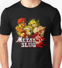 Metal Slug 5 T-Shirt