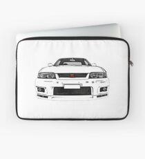 Nissan Skyline R33 GT-R (front) Laptoptasche
