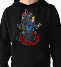 The Creepbusters Quartet Pullover Hoodie