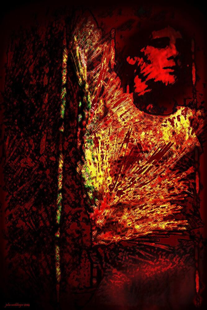 Johnny by John Waiblinger