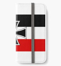 Prussian Flag iPhone Wallet/Case/Skin