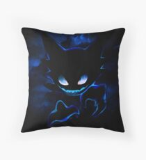 Dream Eater (sleep) Throw Pillow