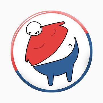 Pepsi Rebranding by GasmaskGraphics
