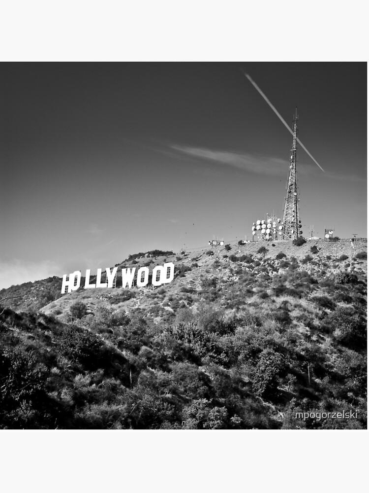 Hollywood-Schriftzug von mpogorzelski