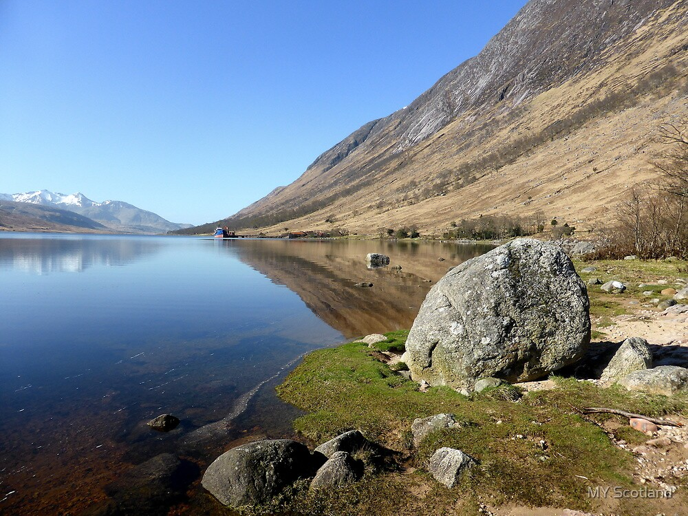 Loch Etive  by MY Scotland