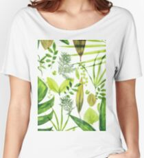 Foliage Women's Relaxed Fit T-Shirt
