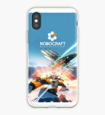 Robocraft Eagle and Wraith iPhone Case