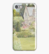 Walled Garden Newstead Abby #2 iPhone Case/Skin