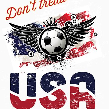 """USA """"Don't tread on me"""" by mqdesigns13"""