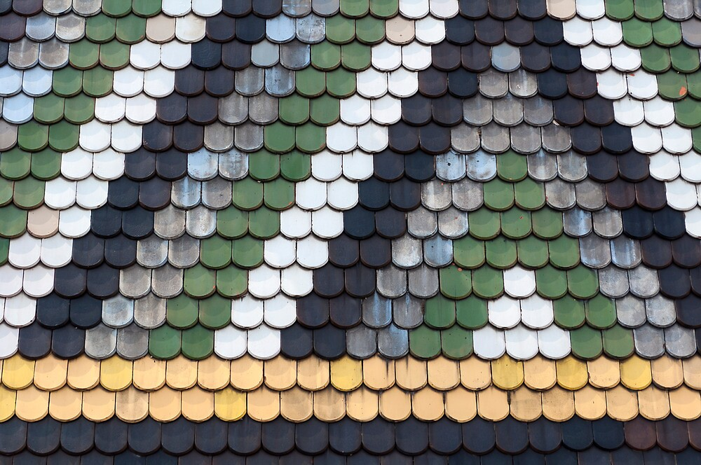 Roof shingles. by FER737NG