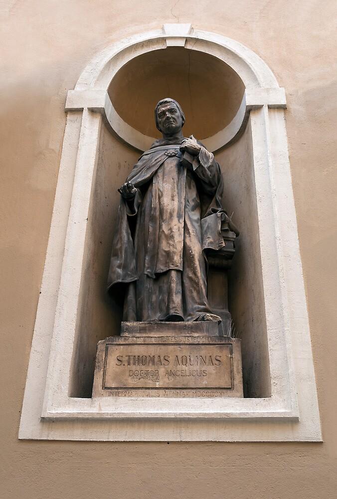 St Thomas Aquinas. by FER737NG