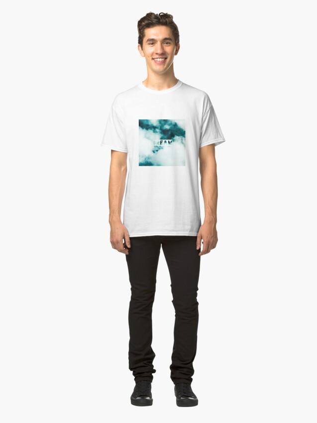 Alternate view of dream Classic T-Shirt