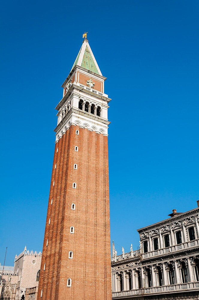 St Mark's Campanile. by FER737NG