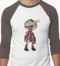 Mashin Chaser (Chase) Men's Baseball ¾ T-Shirt