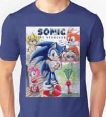 SONIC ADVENTURE!! Unisex T-Shirt
