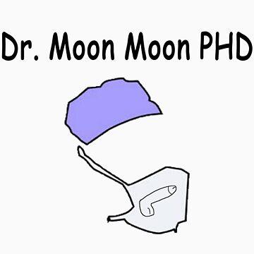 Moon Moon PHD by CritterFics