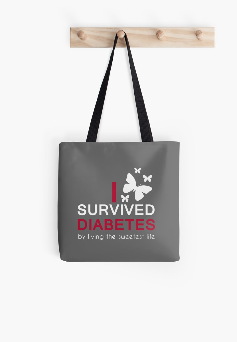I Survived Diabetes by lanierimages