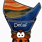 Silent scream against decaf... by coffeehunt