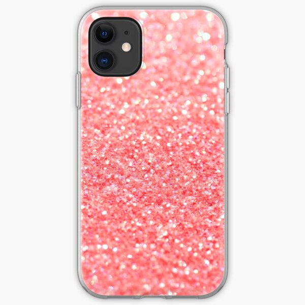 pink iPhone Soft Case