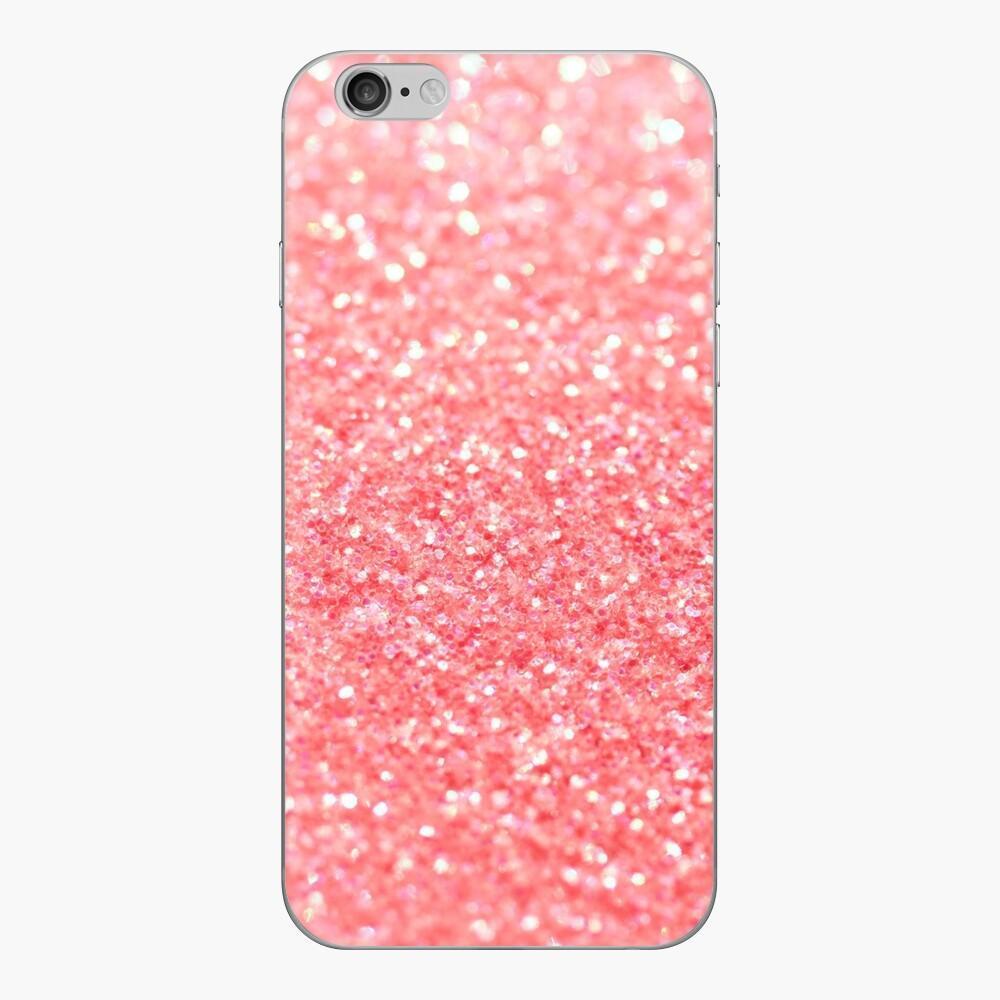 Rosa iPhone Klebefolie