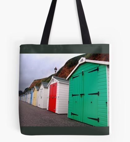 Beach Huts - Seaton Tote Bag