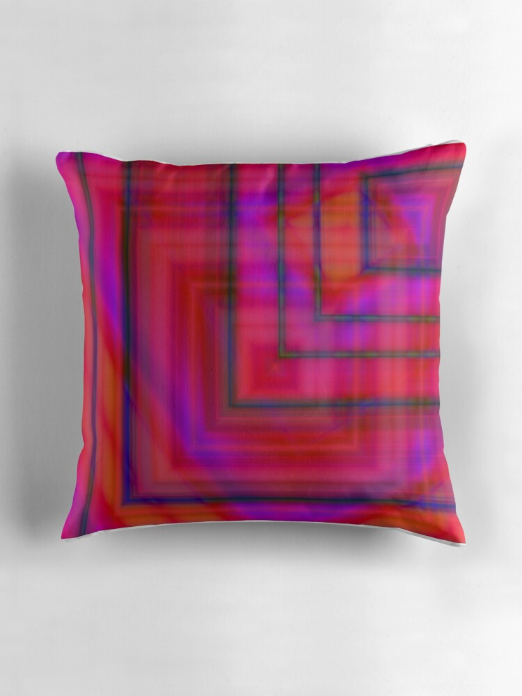Square Throw Pillow Sizes :