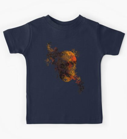 skull crystallisation Kids Clothes