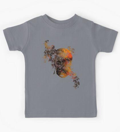 skull crystallisation Kids Clothes