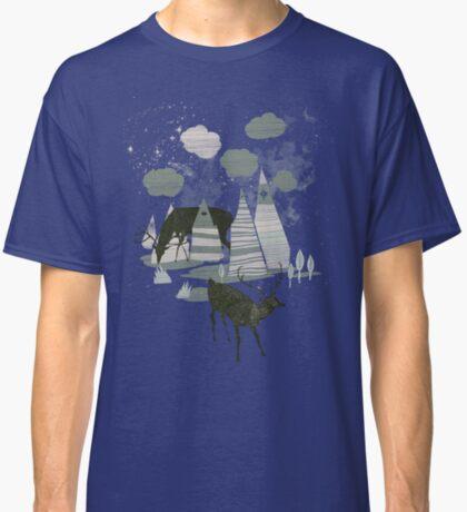 magic mountains Classic T-Shirt