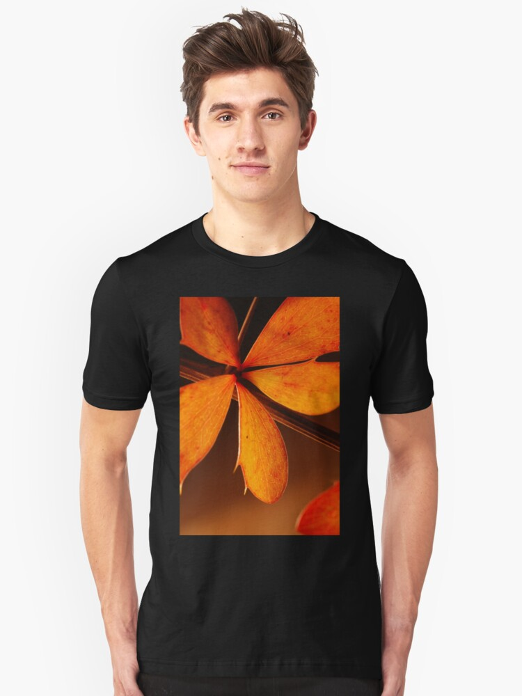 Leaves Unisex T-Shirt Front