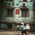 Urban Hanoi #0401 by Michiel de Lange