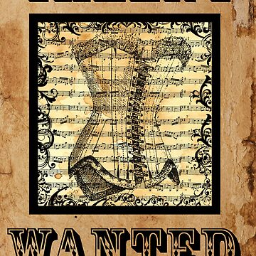 Talent Wanted Poster by DennisNewsome