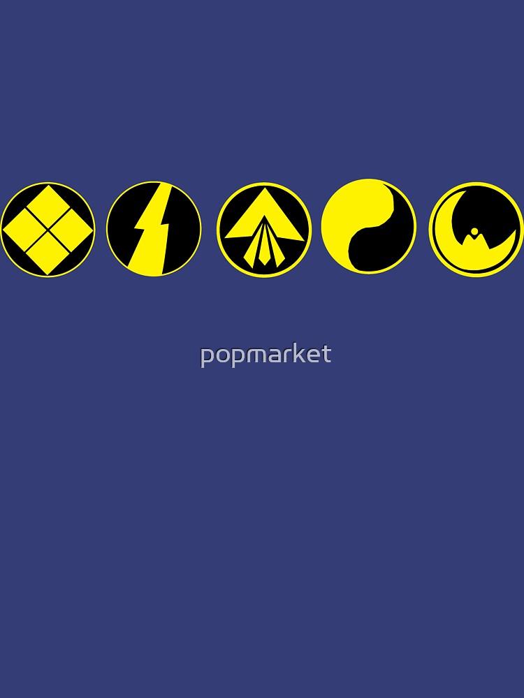 Ronin Blue by popmarket