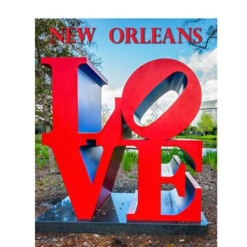 Love New Orleans  by steveharrington