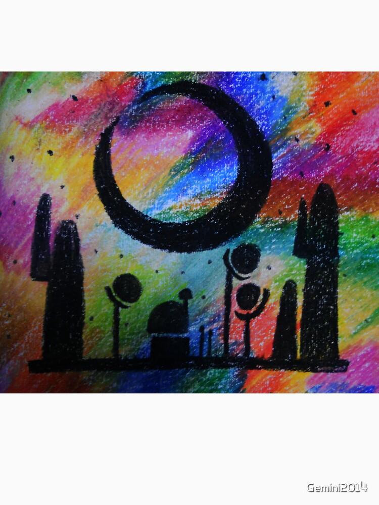 Color Imagination by Gemini2014