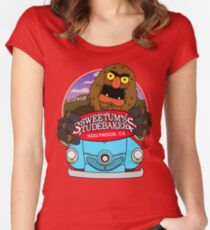 Sweetums Studebakers Women's Fitted Scoop T-Shirt