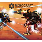 Robocraft Mech Fight by ROBOCRAFT