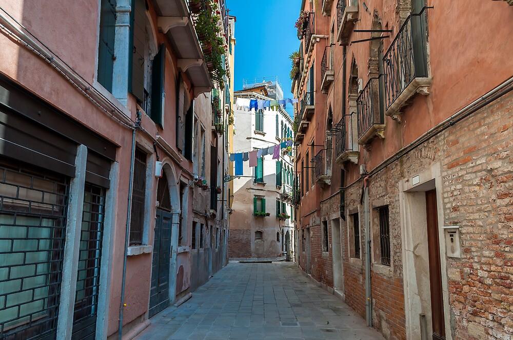 Venice, Italy. by FER737NG